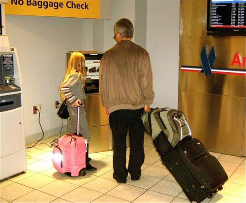 3 CARRY-ON BAGS IS ALL WE NEED - NO BAGGAGE CHECK OR LOSSES