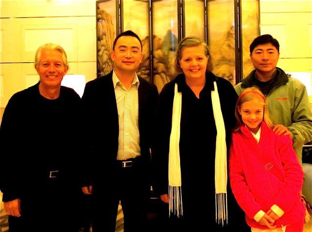good people helping good people in China - fabulous business club! 贵人相助北京总裁俱乐部