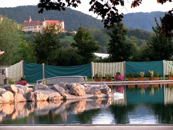 Hidden travel gem in Austria - history and one of Europe's largest pools