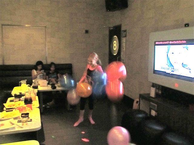 balloon dance and Mandarin Pop