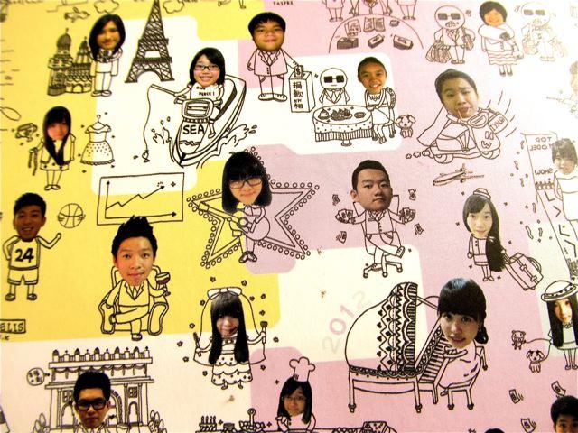 Chinese school - fun photo