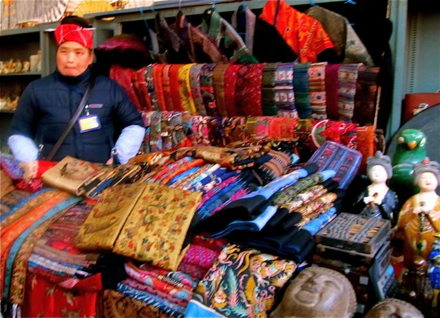 amazing, colorful IMG_8530Panjiayuan Antique Market Beijing
