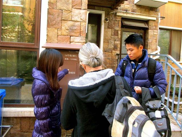 homestay in Beijing - first day