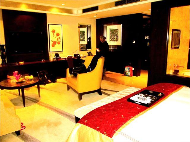 Fairmont Beijing hotel Deluxe room