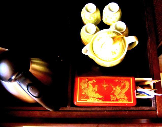 Fairmont Beijing hotel tea