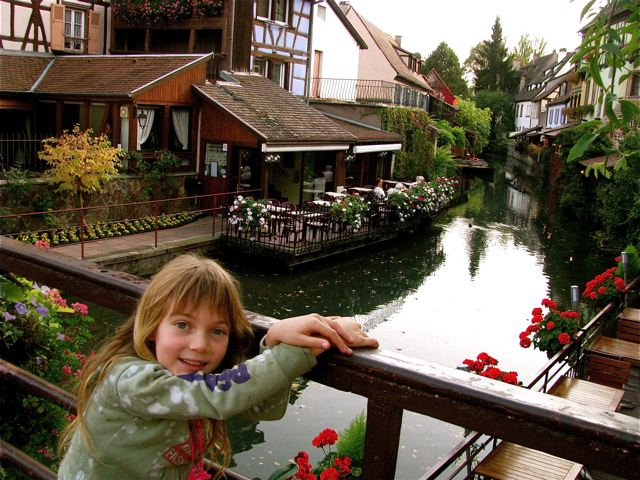 Visiting Colmar in Alsace, France