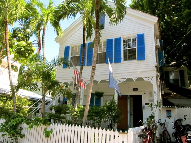 Seascape Tropical  Inn - Best B&B in Key West