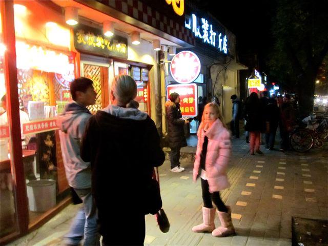 Soultravelers3 meeting Winser Zhao in Beijing