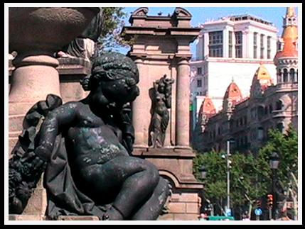 Barcelona angel