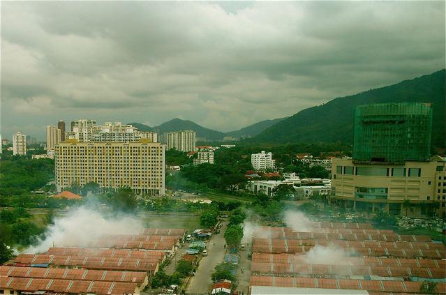 mosquito fogging and dengue SE Asia