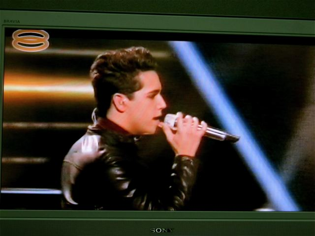 American Idol Lazaro Arbos singing