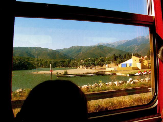 Train travel in Europe rocks!