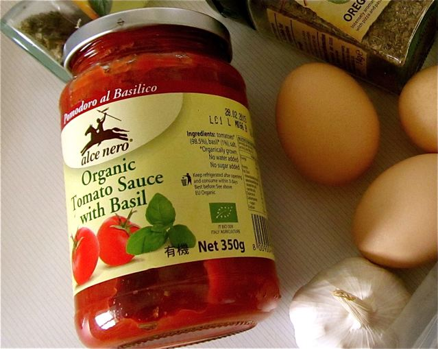 organic tomato sauce from italy