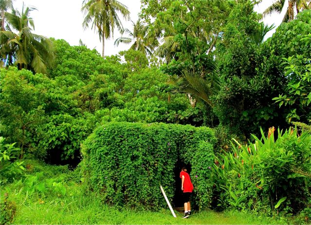 Homeschooling in Asia means exploring the environment