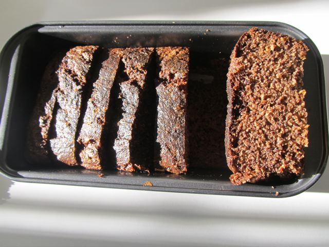 Delicious, fast, easy Healthy Banana Bread Recipe - Paleo - GAPS - Gluten Free
