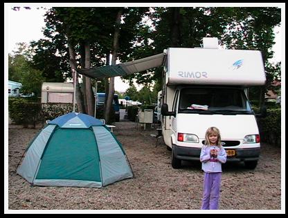 camping Paris  Bois de Boulogne Camp Site