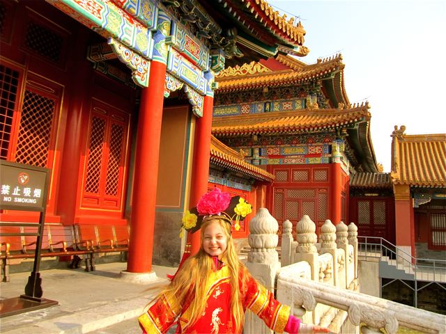 Take the family to China - our best tips!