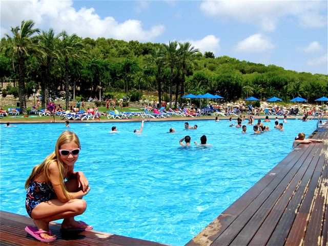 camping Europe - pools,touring, fun  and beaches