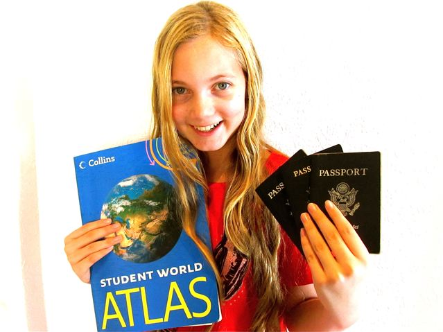 Why travel with kids - Amazing little girl travels the world 8 years!