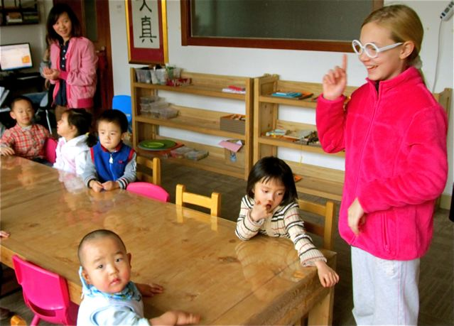 Fun language classes for kids in Mandarin, English and Spanish