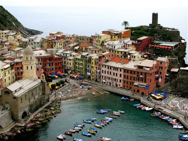Best Places To Visit In Europe Like Cinque Terre On Italian Riviera