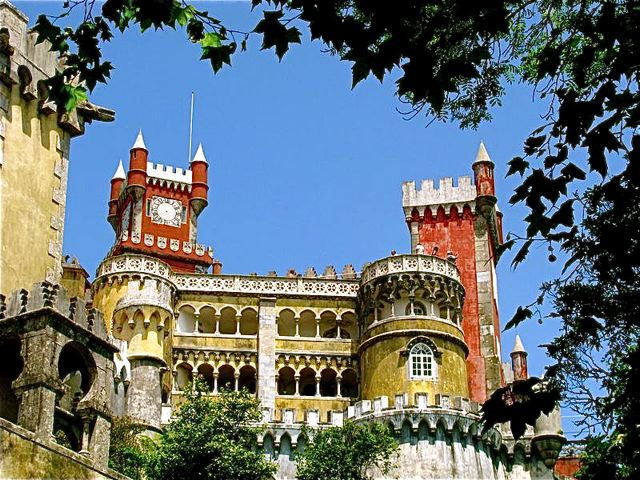 Best Places to Visit in Europe like Sintra Portugal