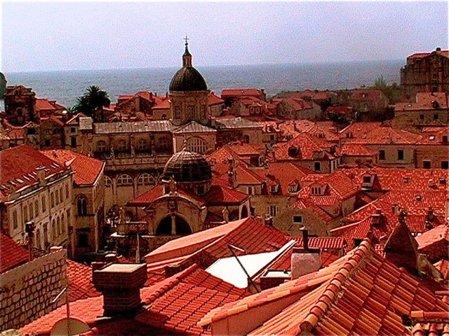 Croatia travel --Dubrovnik