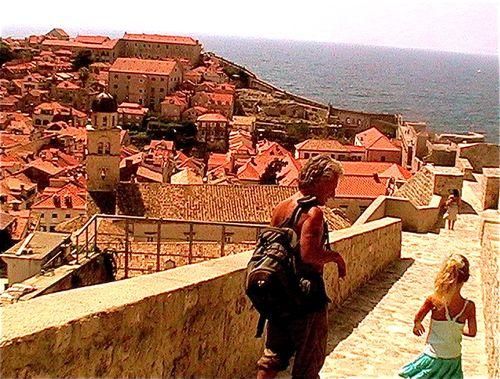 Croatia travel with kids