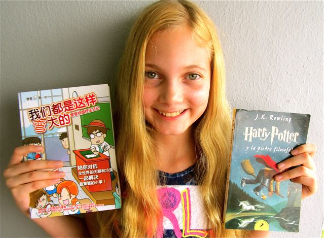 World's most traveled kid is a trilingual book worm