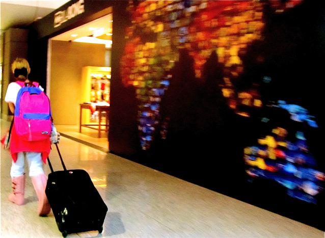 World's most traveled kid packs light RTW