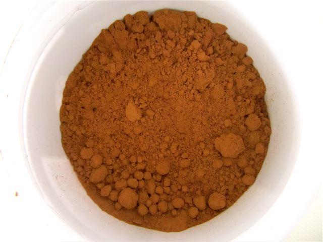 raw cacao for chocolate cake recipe