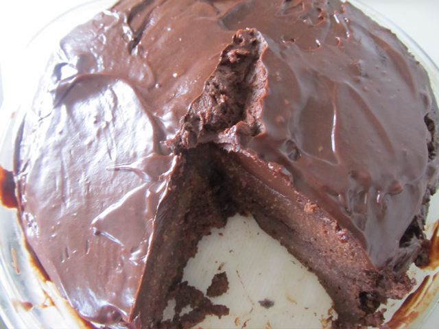 world's best chocolate cake and it's gluten free!