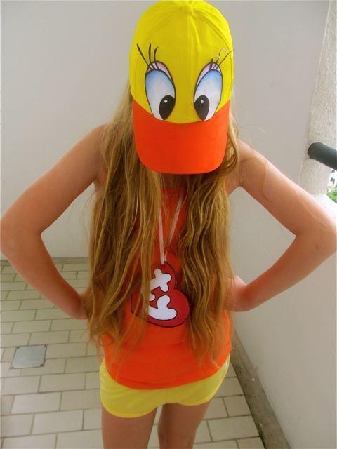 cute DIY Halloween costume