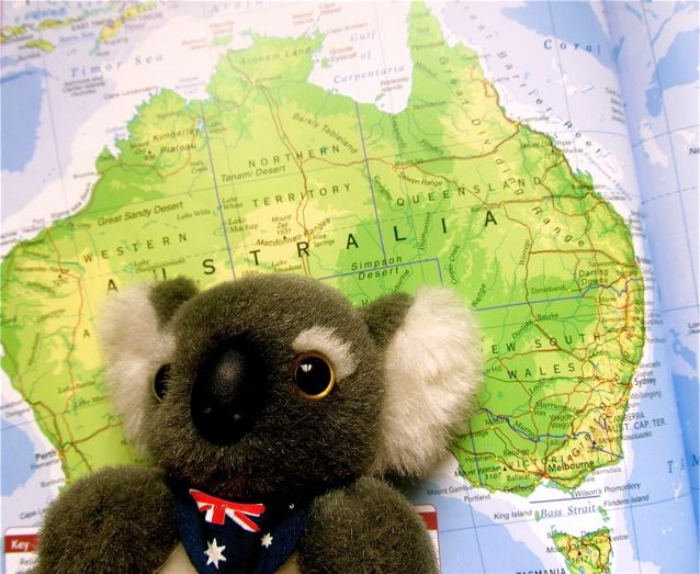 visiting Australia - a fun travel destination