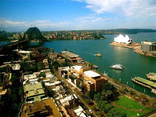 Stunning Sydney View