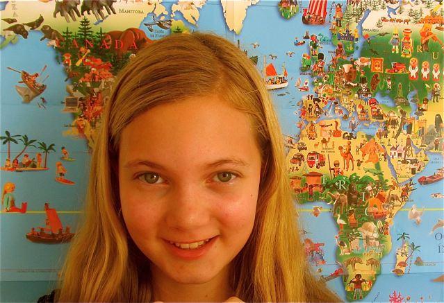 global kid, linguist, speaker GEC