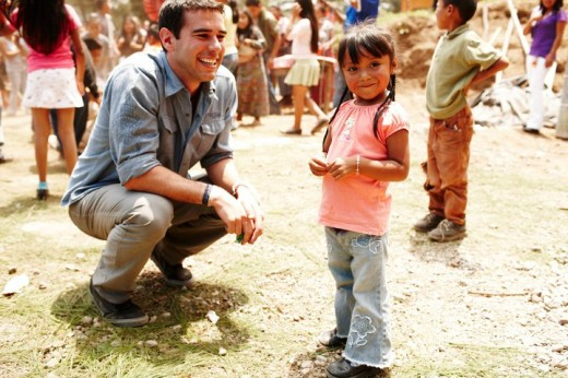 Pencils of Promise - help us build a school- Adam Braun
