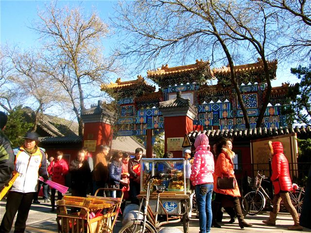 Immersion visit to China to learn Mandarin