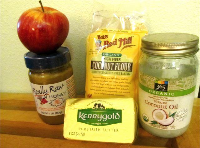 5 ingredients  IMG_5594_2Easy, Fast, No Bake Apple Pie Recipe: