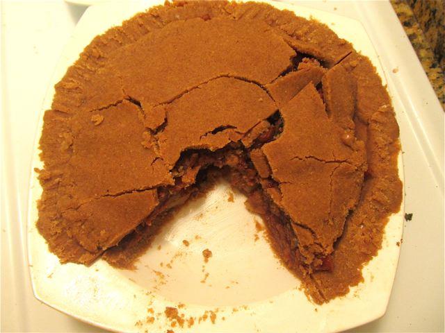 Easy, Fast, No Bake Apple Pie Recipe:gluten free , grain free, paleo, vegan, healthy