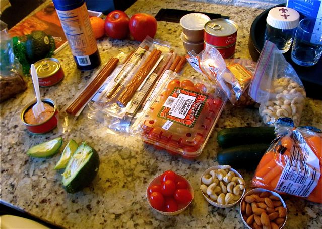 How to Stay Healthy While Traveling - paleo road trip ideas