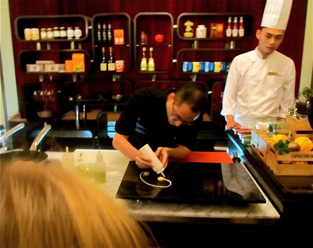 MasterChef China 顶级厨师 Steven Liu