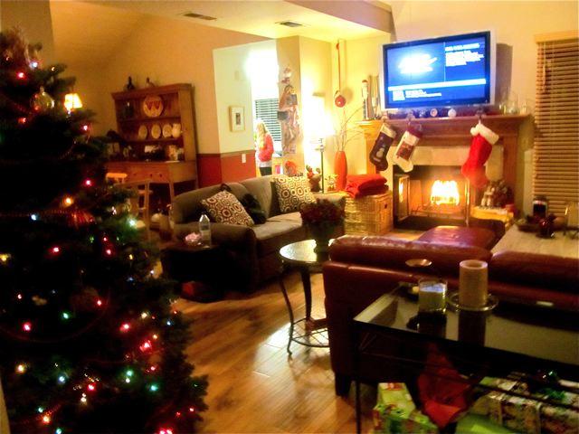 California Christmas with family