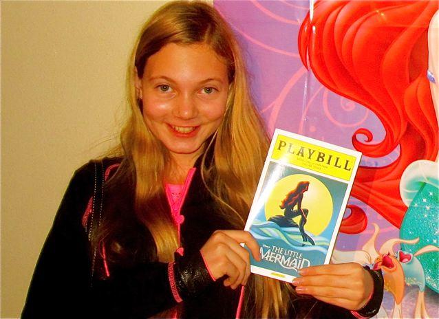 Seeing The Little Mermaid Broadway Musical