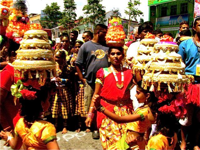 Festival in Asia