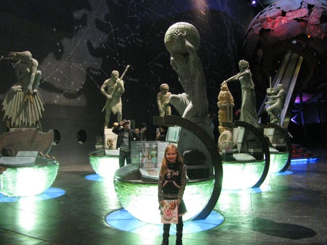 homeschool science at science museum in Europe