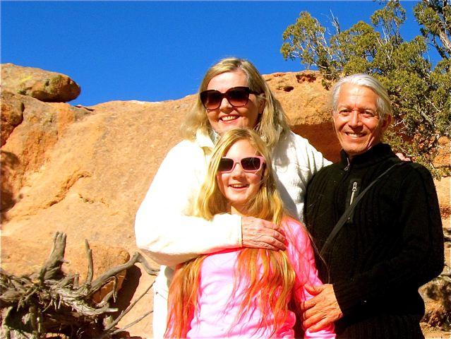 soultravelers3 exploring Santa Fe wilderness