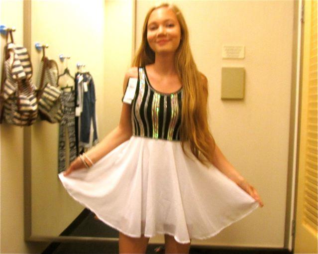 Cute Teen Clothes Shopping Haul - Soul Travelers 3