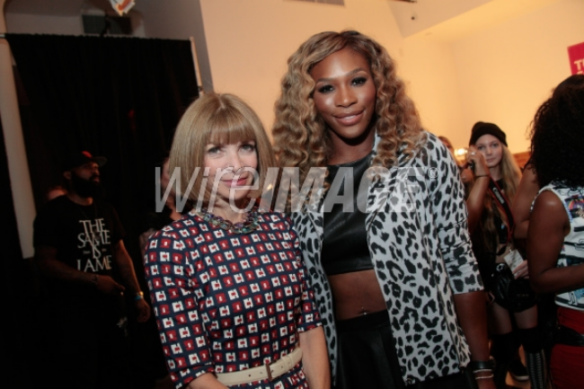 anna-wintour-and-serena-williams-and Mozart-wireimage