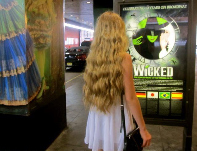 Mozart wins a Wicked lottery ticket